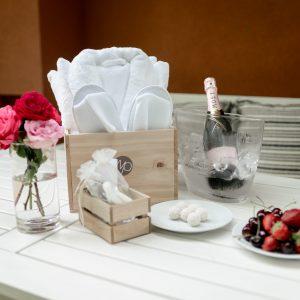 Luxus Paket von WelcomePlaces für Apartments bei Seebnb