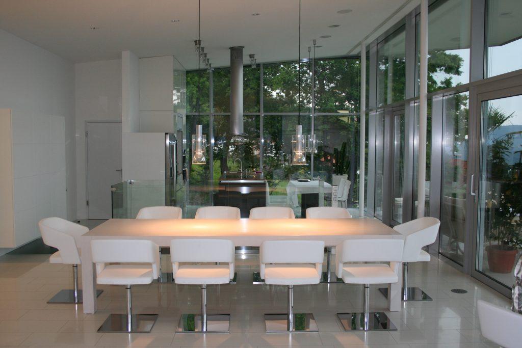 Luxus Miele Küche im Weißen Haus von Velden am Wörthersee