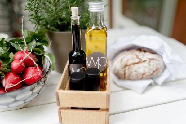Küchen-Starter Paket fürs Ferien-Apartment von WelcomePlaces bei Seebnb